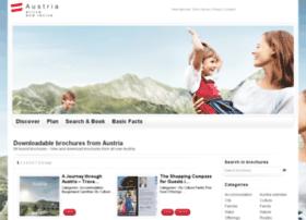 brochures.austria.info