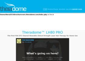 brochureware.theradome.com