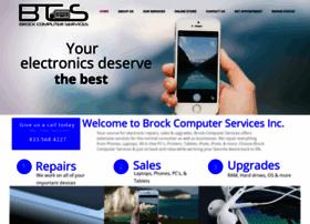 brockcomputerservices.com