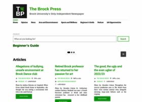 brockpress.com