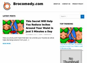 brocomedy.com