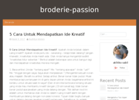 broderie-passion.net