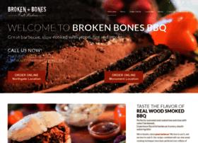 brokenbonesbbq.com