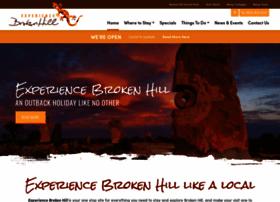 brokenhilltouristpark.com.au