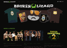 brokenlizard.com