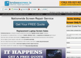 brokenscreen.ie