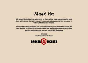 broker4tickets.com