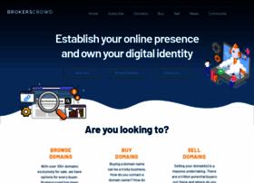 brokerscrowd.com