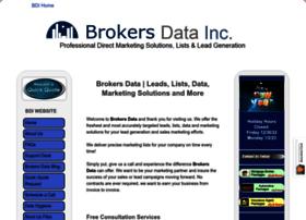 brokersdata.com