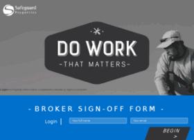 brokerweb.safeguardproperties.com