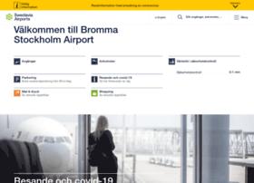 brommaairport.se