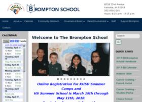 brompton.kusd.edu