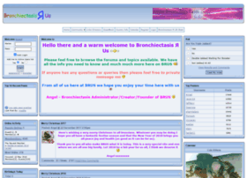 bronchiectasis.info