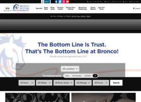 Bronco Motors Infiniti New Infiniti Dealership In Nampa