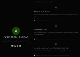 bronsondunbar.com