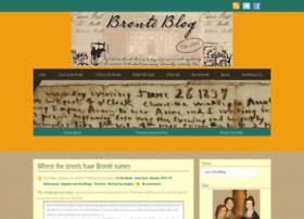 bronteblog.blogspot.com