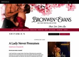 bronwenevans.com