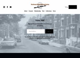 bronxhistoricalsociety.org