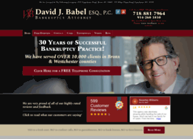 bronxwestchesterbankruptcylawyer.com