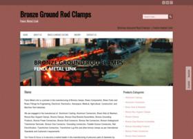 bronze-ground-rod-clamps.com