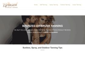 bronzedairbrushtanning.com
