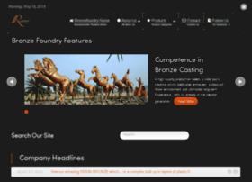 bronzefoundrythailand.com