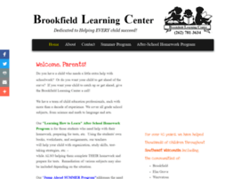 brookfieldlearningcenter.org