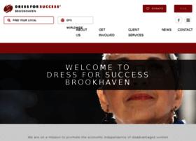 brookhaven.dressforsuccess.org