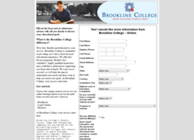 brooklinecollonline.search4careercolleges.com