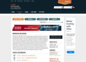 Brooklyn.lawschoolnumbers.com