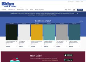brooklyn.libraryreserve.com