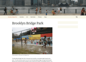 brooklynbridgepark.com
