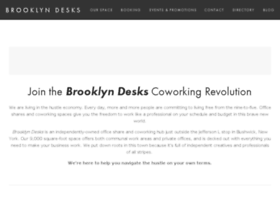 brooklyndesks.com