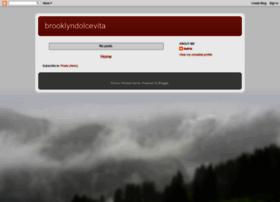 brooklyndolcevita.blogspot.com