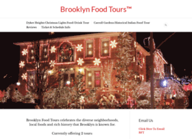 brooklynfoodtours.com
