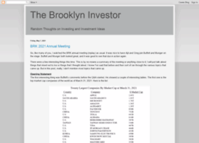 brooklyninvestor.blogspot.co.il