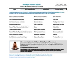 brooklynprocessserver.com
