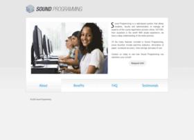 brooks.sound-programming.com