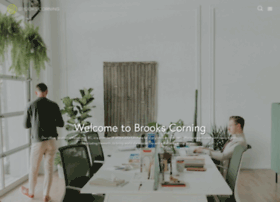 brookscorning.com