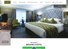 brookshotel.ie