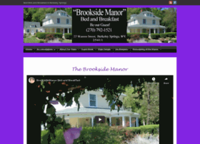 brookside-manor.com