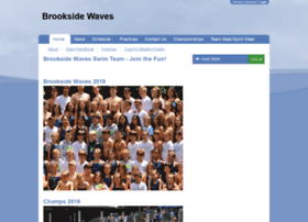 brooksideclubwaves.swimtopia.com