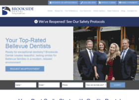 brooksidedental.com