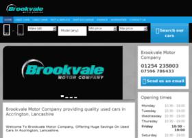 brookvalemotorcompany.co.uk