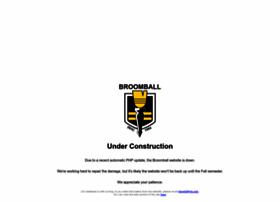 broomball.mtu.edu