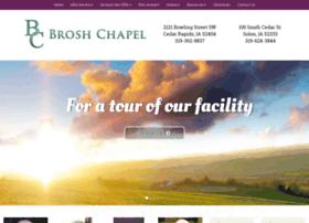 broshchapel.com