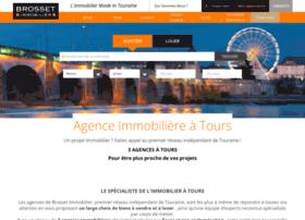 brosset-immobilier.fr