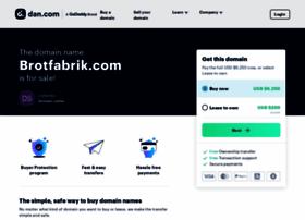 brotfabrik.com