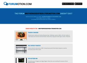 brotherhoodofiron.forumotion.com