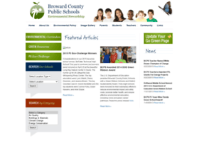 browardschoolsgogreen.com